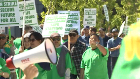 Unions asking for 15% COVID-19 hazard pay; some call that 'ridiculous'