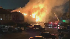 Fire damages condo complex for second time this year