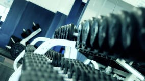 Coronavirus and the gym: Be 'super careful' at public facilities, doctor suggests