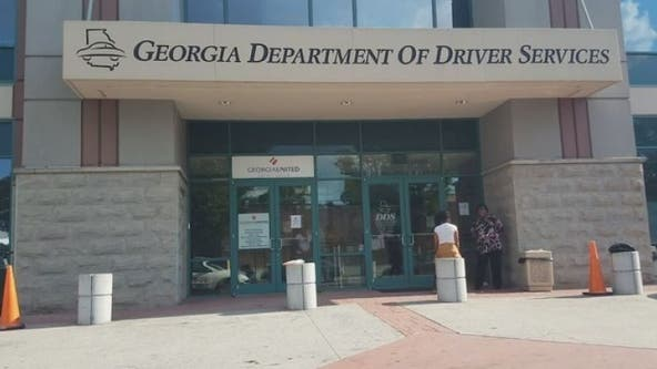 Georgia Department of Driver Services warns of continued delays