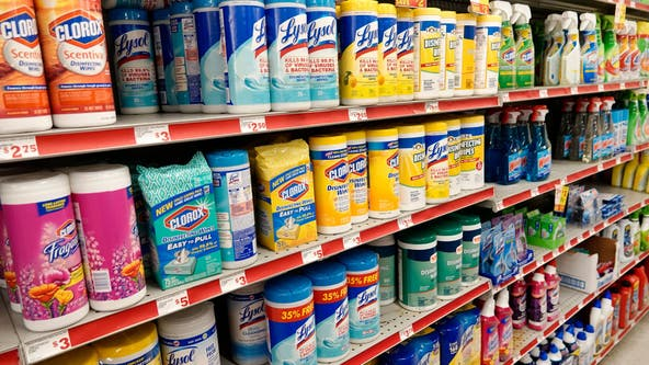 Coronavirus cleaners: These products will kill COVID-19, according to the EPA