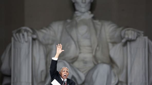 Politicians, activists pay tribute to civil rights icon Joseph E. Lowery