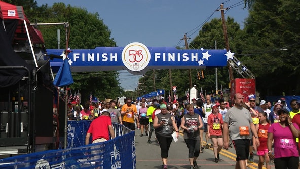 Peachtree Road Race returning to in-person event in 2021