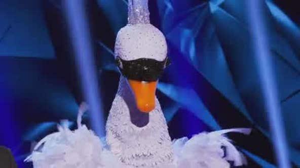 'I love you, Ken Jeong': Swan unmasked on 'The Masked Singer'