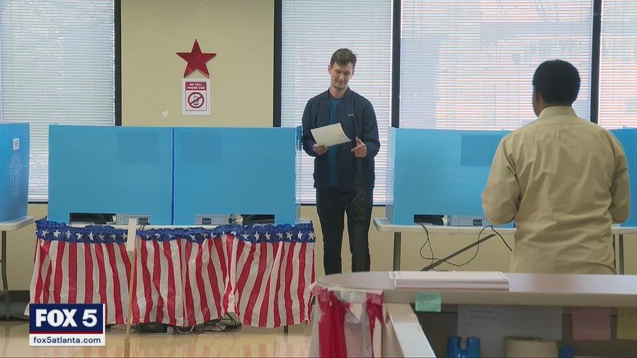 Georgia House Speaker requests state postpone May primary