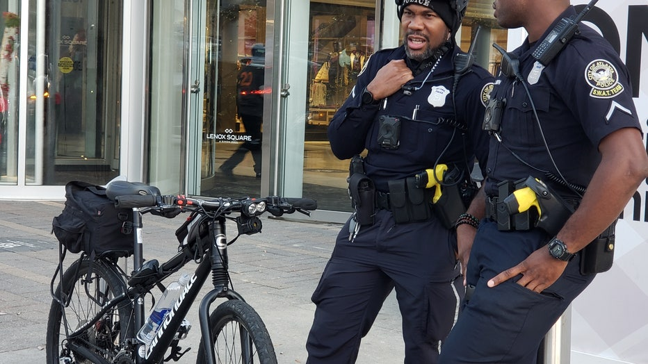 Police chief adds SWAT officers to Lenox Square security in an effort to curb violence