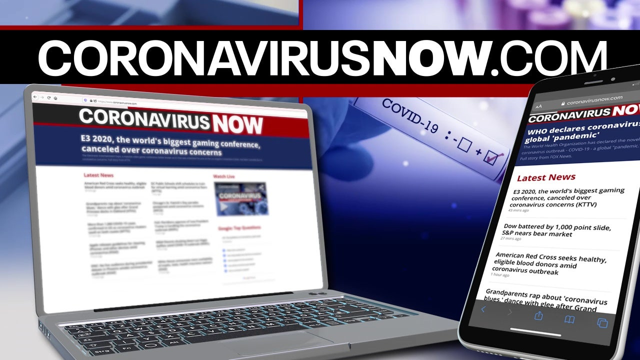 CoronavirusNOW.com: What you need to know