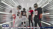 Woman in charge of Falcons uniform re-design on Good Day