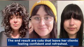 Virtual haircut: Hair stylist offers DIY guidance via Zoom for those who desperately need a trim