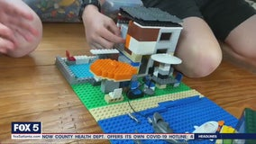 Local LEGO Masters compete online
