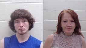2 arrested for Pickens County arsons