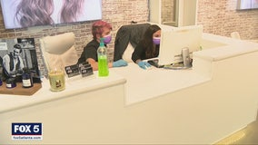 Woodstock salon reviews new safety procedures on eve of reopening