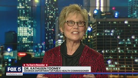 The Road to November: One-on-One with Dr. Kathleen Toomey