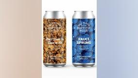 Brewery taps new ale honoring coronavirus expert Fauci