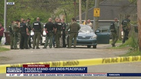 Cartersville SWAT situation ends peacefully