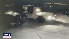 Neighbors in Henry County concerned about a thief using a stolen golf cart