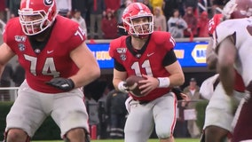 Fromm drafted by Bills in fifth round