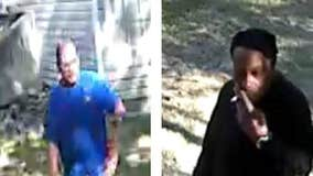 Police seek 2 men for attempting to break into Gwinnett County home