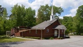 Coweta County church fire under investigation