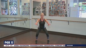 'Workout Wednesday' with fitness expert Tammy Stokes