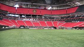 FIFA officials visit Mercedes-Benz Stadium ahead of World Cup decision