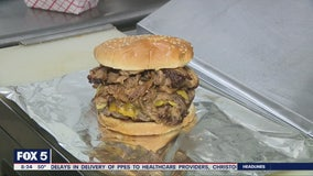 Burgers with Buck heads to Tucker Meat Market