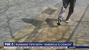 Running tips from Olympian Jeff Galloway