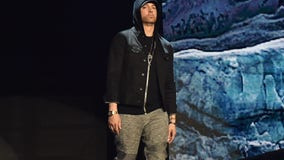Eminem confronts intruder in the middle of the night at his home, TMZ reports