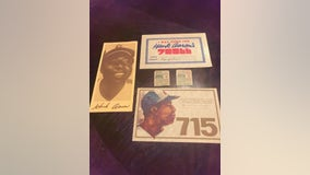 HANK AARON - 715: A 13-year-old kid's favorite memory