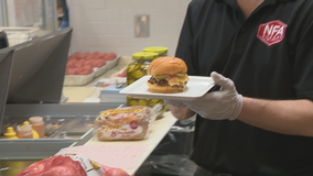 Burgers with Buck: NFA Burger
