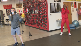 Studying the 'Sweet Science' at Doraville boxing gym