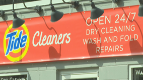 Tide Cleaners offers free laundry services for first responders, medical workers