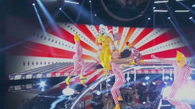 'I loved every second of it': Rock star revealed as the Banana on 'The Masked Singer'
