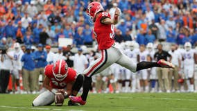 UGA's Blankenship entering virtual draft days with 'right mindset'