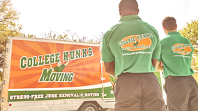 Moving company offers free service for domestic violence survivors