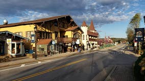 North Georgia tourist town with a German flair is practically shut down in the midst of the pandemic