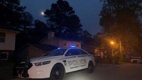 Police: Woman found shot to death in backyard near Snellville