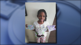 Georgia girl, 10, making masks for healthcare workers
