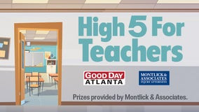 Meet the finalists in this year's High 5 for Teachers contest