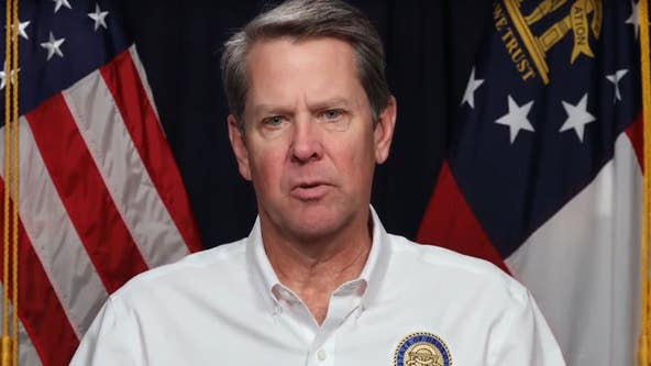 Georgia GOP committees vote to censure Kemp, Raffensperger