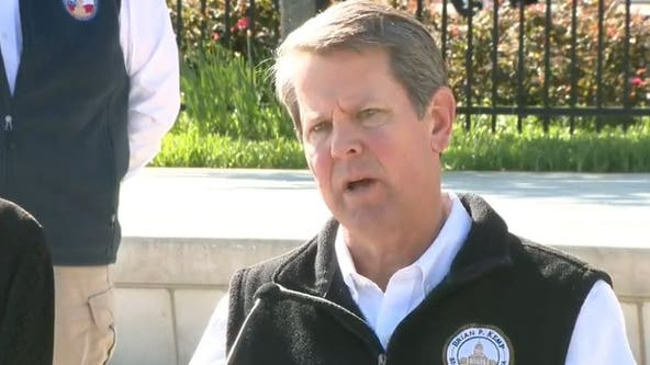Kemp to order shelter-in-place, closing Georgia schools to fight coronavirus