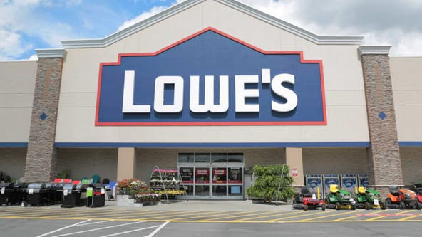 Lowe's closing all North America locations for Easter Sunday