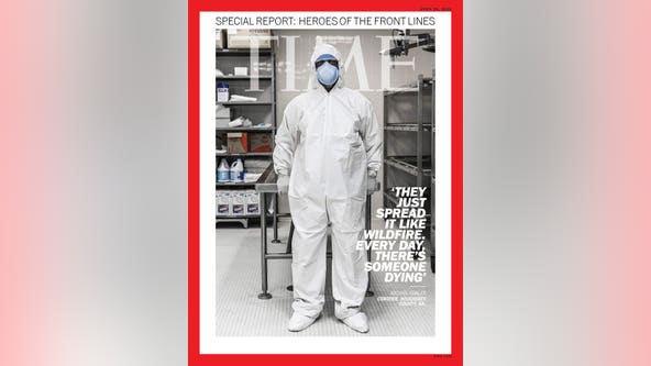 Dougherty County coroner covers Time Magazine, shares crippling effects of COVID-19