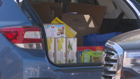 Kosher Food Pantry helping keep families fed in their time of need