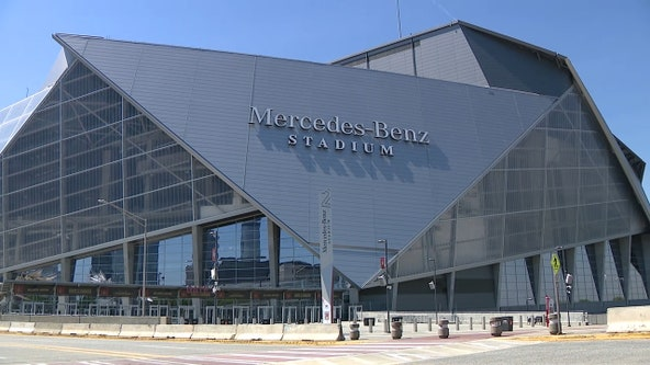 Mercedes-Benz Stadium to become federal COVID-19 vaccination site