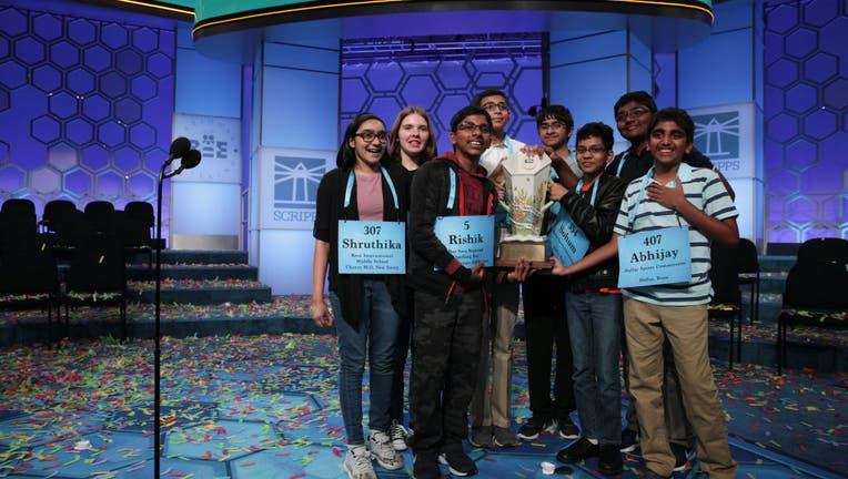 58fa74f6-4b721a89-Students Compete In Annual National Scripps Spelling Bee