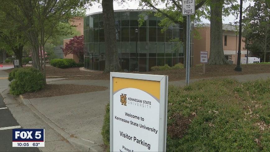 Coronavirus outbreak's impact on testing for college