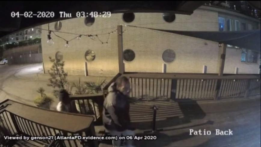 Atlanta police searching for Mexican restaurant burglary suspects