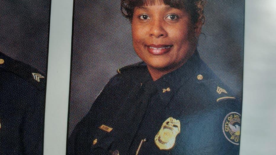 Atlanta police supervisor accused of striking, biting fellow officer
