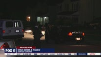 Man shot and killed in DeKalb County.